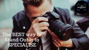 How to Get Your Photography Noticed as a Specialist